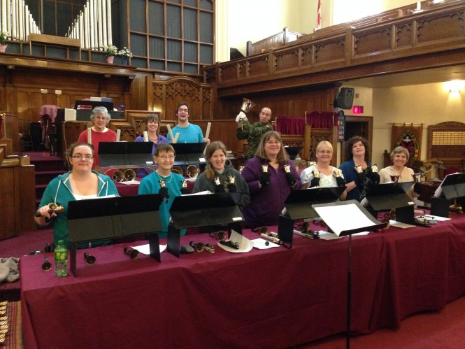 St. Paul's Handbell Choir